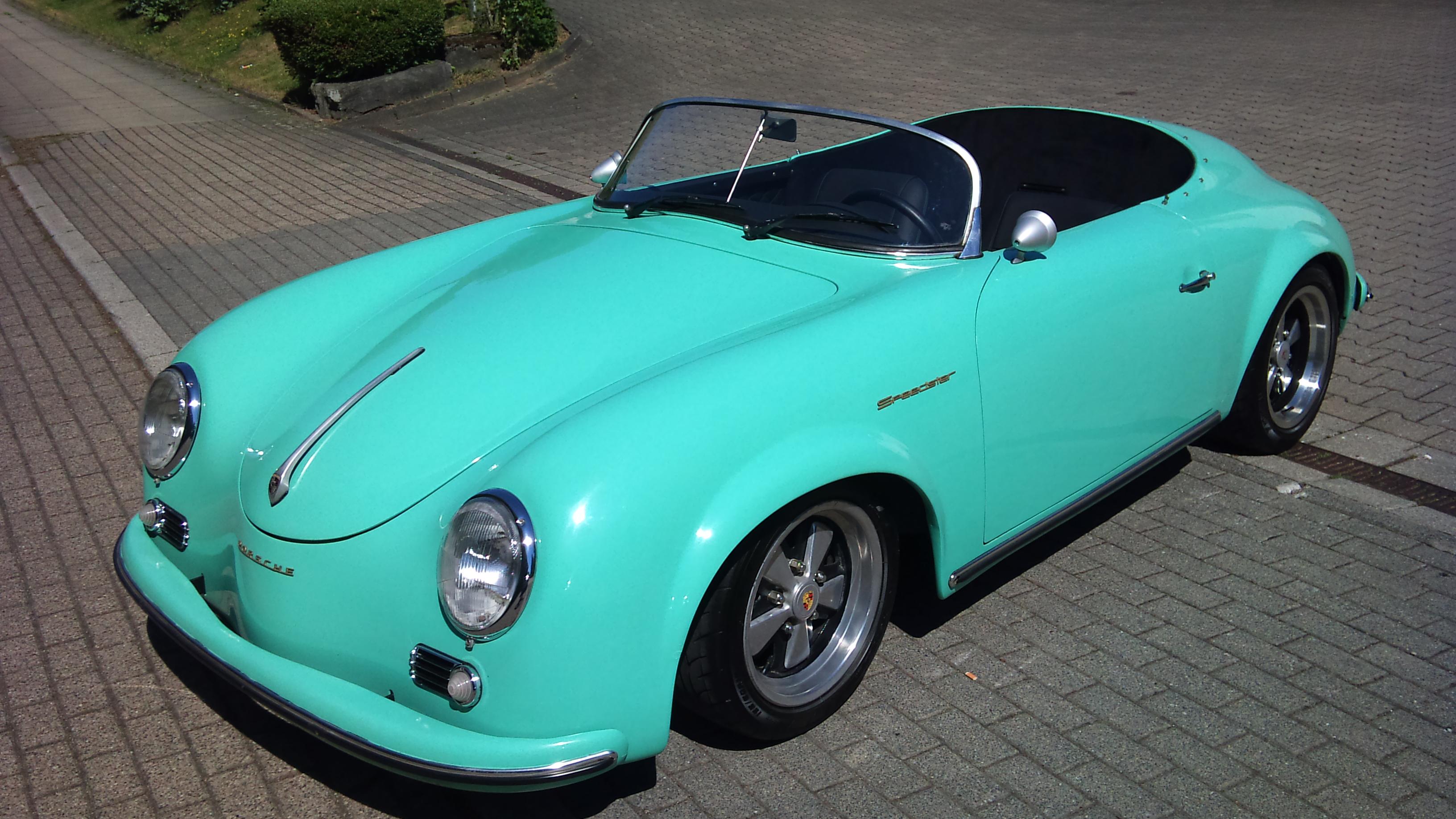 Porsche 356 Speedstar